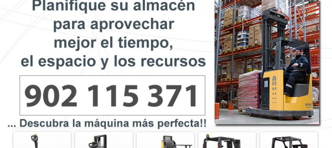 Comprar una carretilla retráctil. Aspectos fundamentales del transporte horizontal